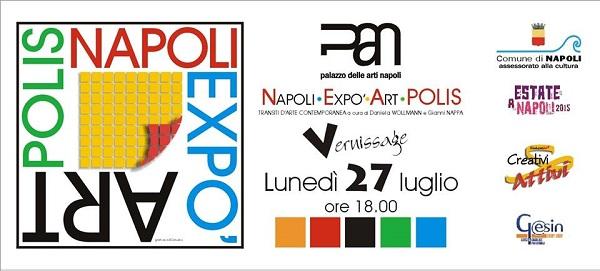 Napoli Expò Art Polis invito