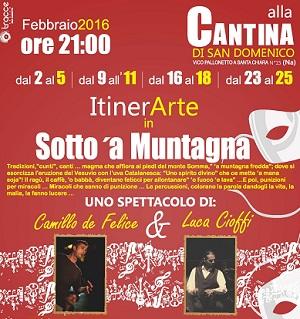 Sotto a Muntagna-La Cantina di San Domenico