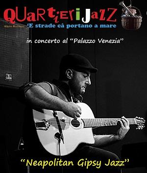 a Palazzo Venezia con I Quartieri Jazz