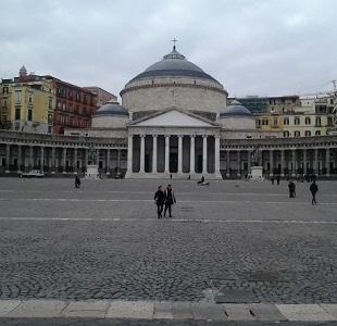 Mani e Vulcani - Piazza del Plebiscito