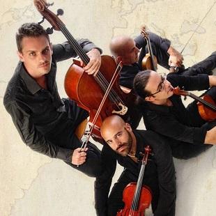 Ondanueve String Quartet - Galleria Toledo
