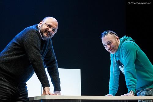 Mario Gelardi – Claudio Finelli