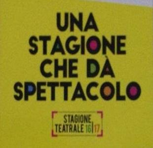 Teatro Nuovo - stagione 2016 2017