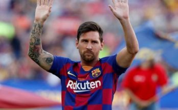 """Messi non vede l'ora di giocare al San Paolo contro gli azzurri:""""Lavezzi mi ha già accennato l'atmosfera che troveremo martedi prossimo a Fuorigrotta"""""""