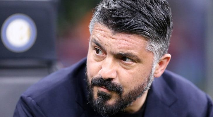 """Rino Gattuso:""""con il Torino sarà dura ma vogliamo vincere"""""""