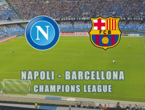 Napoli- Barcellona: un pareggio che sta stretto agli azzurri di Gattuso