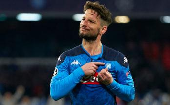 Napoli- Mertens: firma prevista tra due settimane