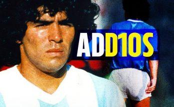 Il mondo del calcio piange il suo Dio: buon viaggio Maradona