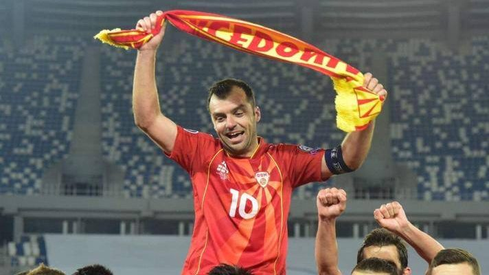 Goran Pandev trascina la sua nazionale a Euro 2020