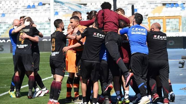 Serie B: Salernitana e Empoli tornano in Serie A