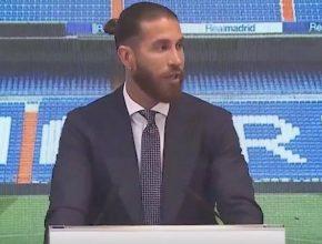 """Sergio Ramos lascia il Real: """"niente sarà uguale a quello vissuto nel Real"""""""