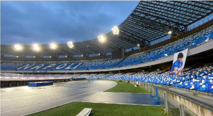 Inaugurazione Stadio Diego Armando Maradona: c'è la data