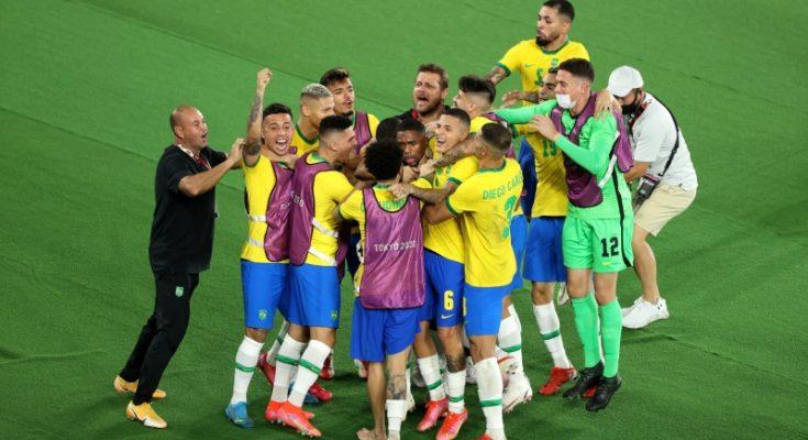 Tokyo 2020: il Brasile vince la medaglia d'oro battendo la Spagna