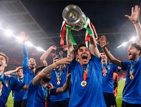 Ranking FIFA: Il trionfo dell'Italia porta gli azzurri al quinto posto