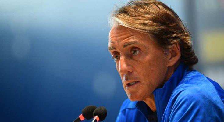 """Roberto Mancini: """"Rimaniamo concentrati, domani dobbiamo vincere"""""""