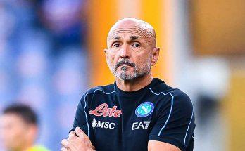 L'espulsione di Spalletti: squalifica e multa per l'allenatore ex-Roma